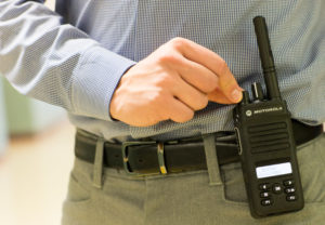 MotoTRBO Two Way Radio