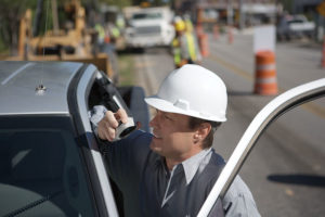 Construction Site Two Way Radios