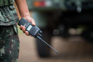 Military Two Way Radio