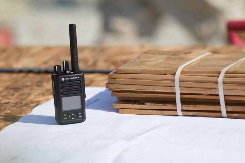 Two Way Radio Durability