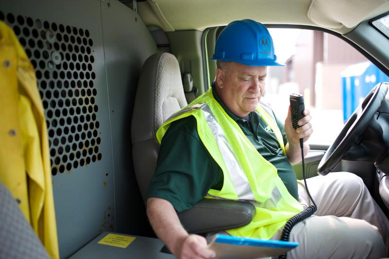 Motorola Mobile Radio Upgrades