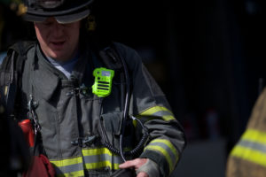 two-way radios for fire fighters