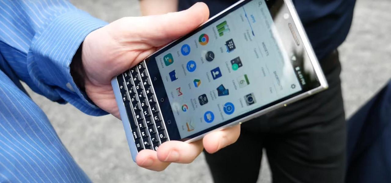 BlackBerry KEY2 for business