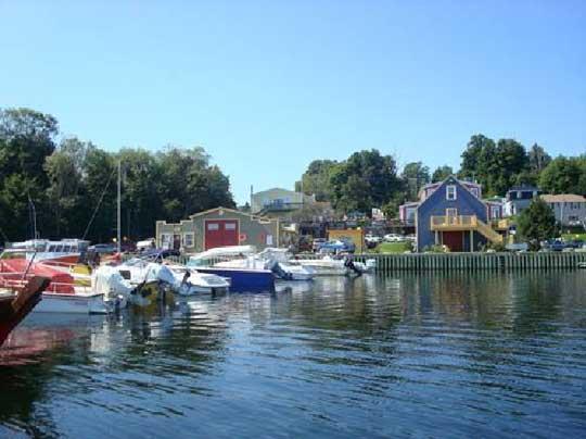 broadband networks in rural Nova Scotia